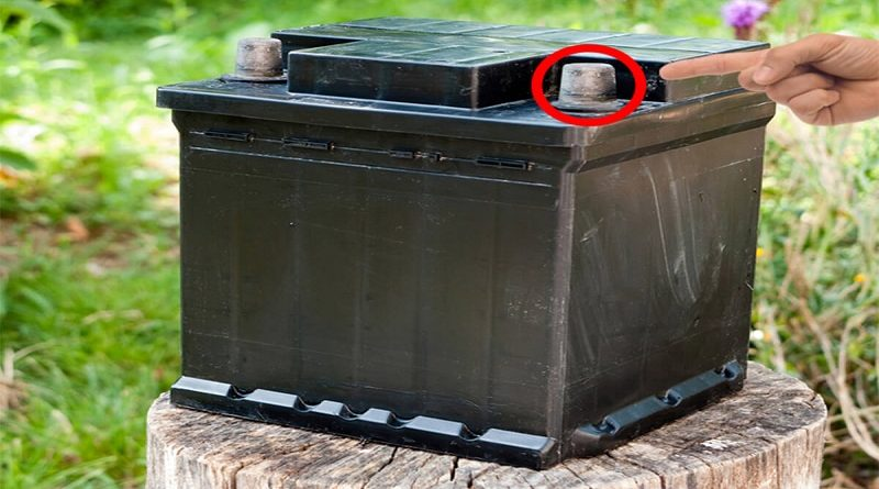 Battery Reconditioning Process