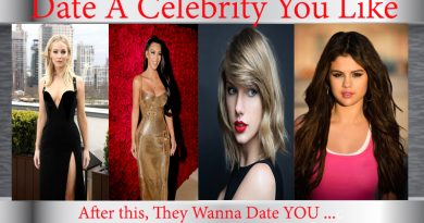 How to impress a celebrity girl