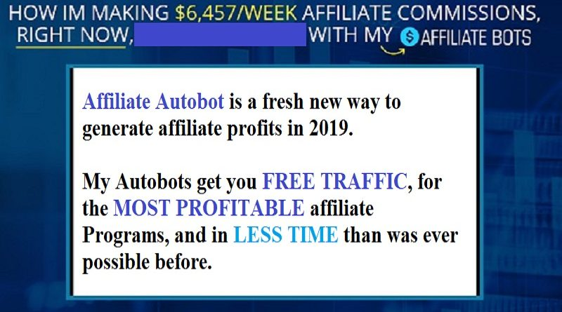 Affiliate AutoBot Review