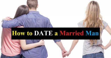 How to Date a Married Man