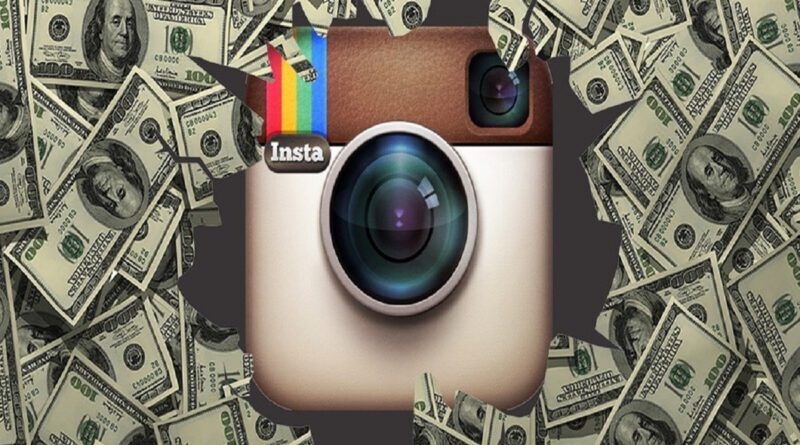 How do I make money with Instagram